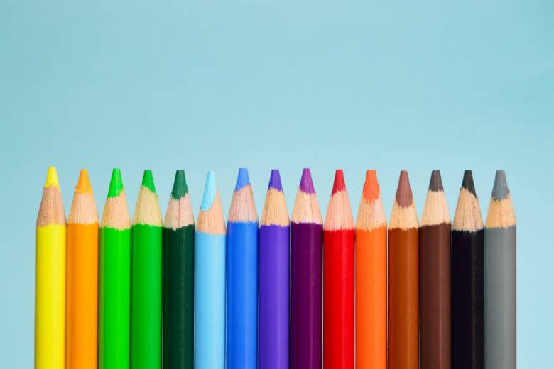 cor personalidade